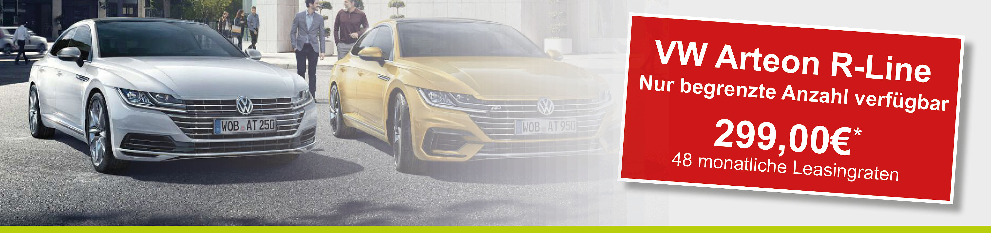Arteon Aktion September - PRIVAT